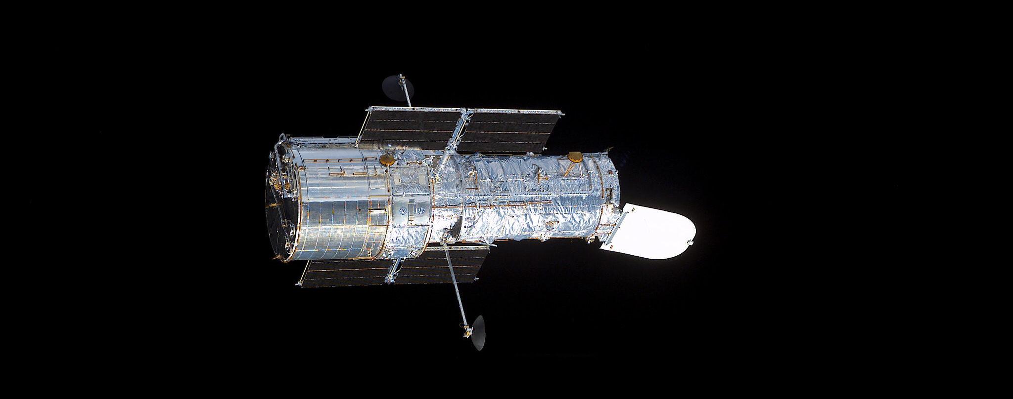 Teleskopy, czyli o fotografii w kosmosie