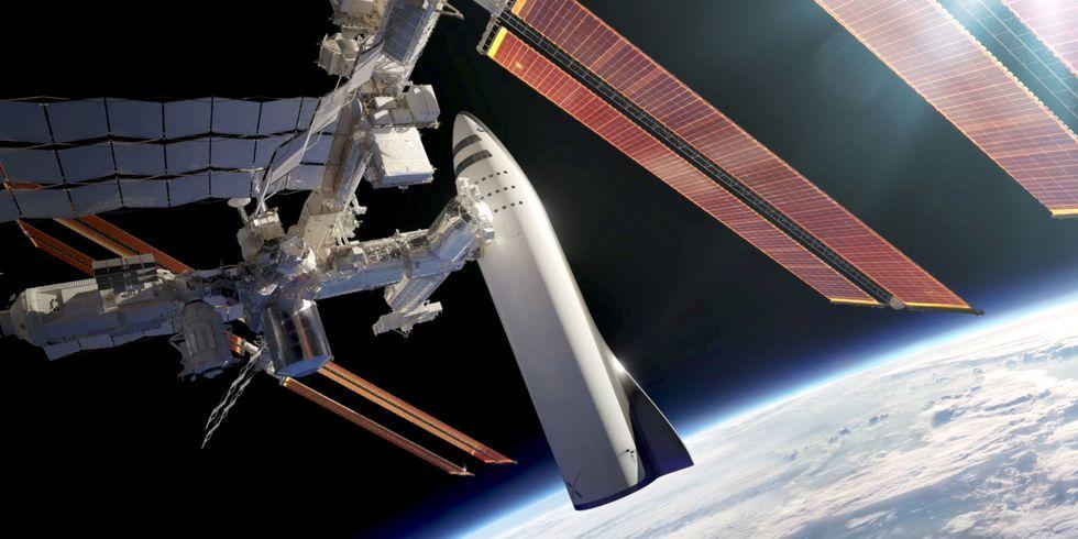 Jak Starship został Starshipem, czyli o rozwoju największej rakiety SpaceX słów kilka