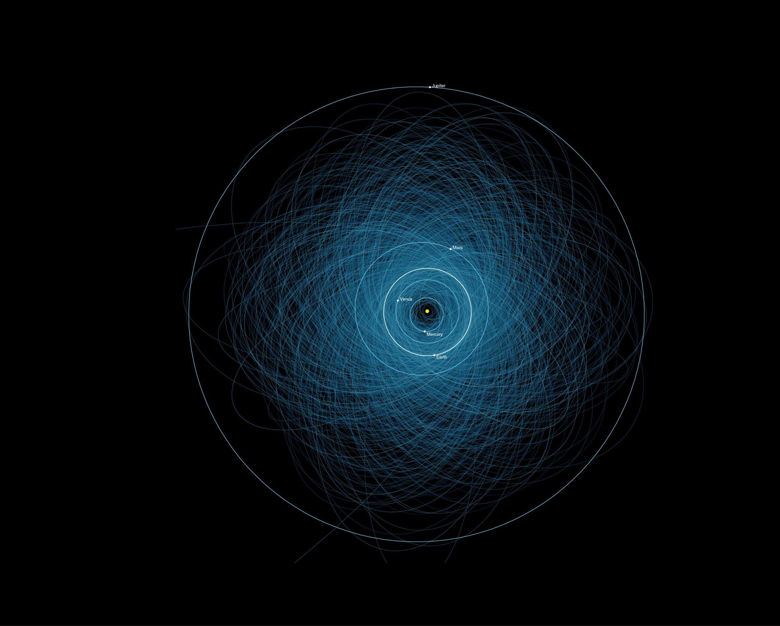 Obrona planetarna – Zagrajmy w DARTa